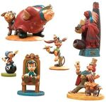Pinocchio Figurines