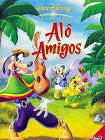 Saludos Amigos Brazil DVD