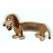 Slinky Dog Pin