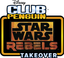 Star Wars Rebels Takeover Logo