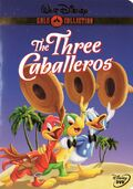 TheThreeCaballeros GoldCollection DVD
