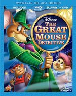 The Great Mouse Detective - 9.18.2012