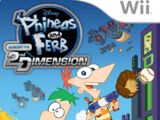 Phineas and Ferb: Across the 2nd Dimension (video game)