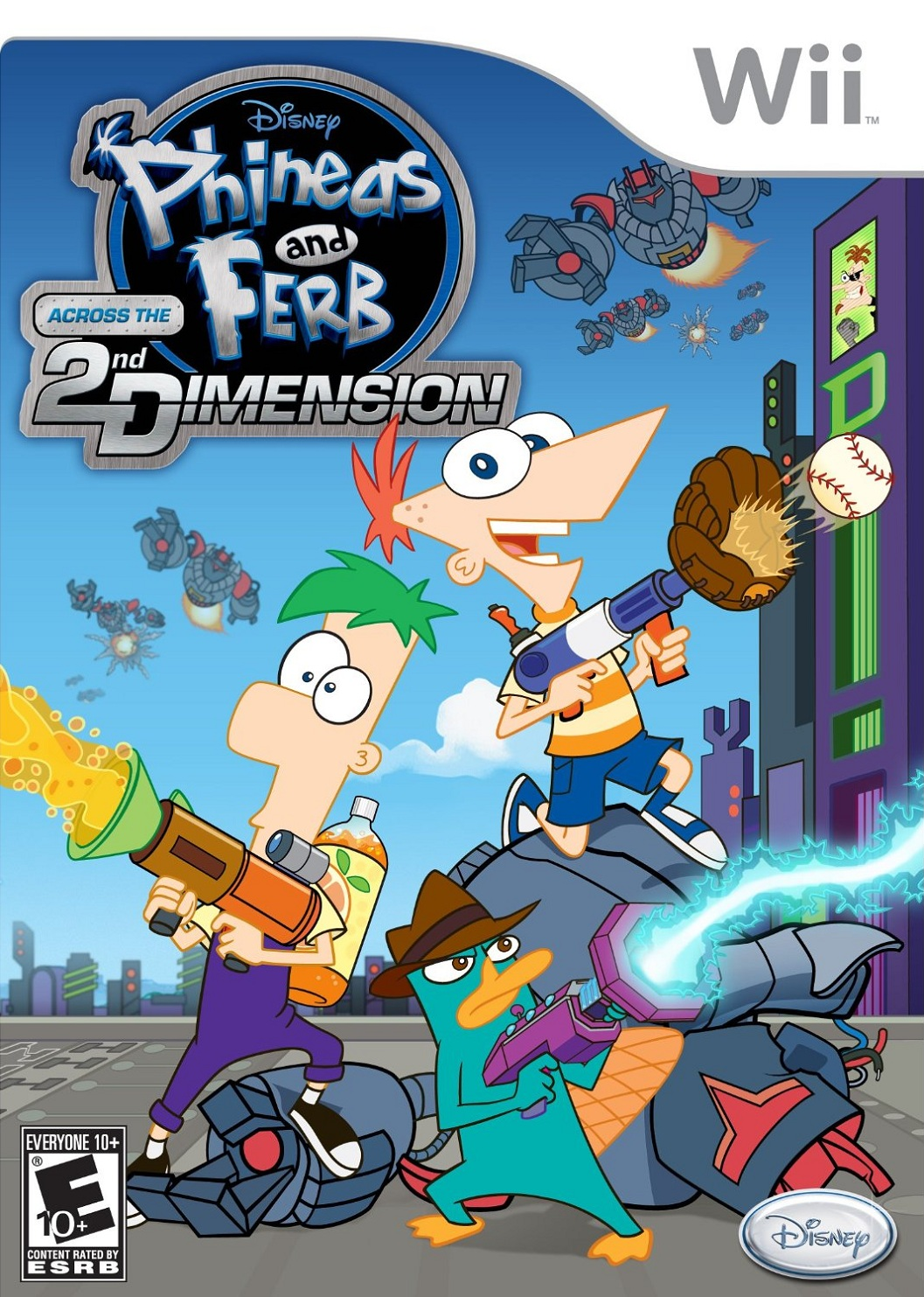 phineas and ferb across the 2nd dimension part 2