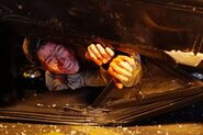 Agents of S.H.I.E.L.D. - 4x06 - The Good Samaritan - Photography - Gabe Car Crash