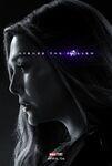 Avengers Endgame - Scarlett Witch poster