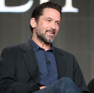 Billy Campbell Winter TCA13