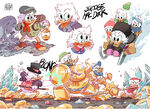 DuckTales 2017 Concept Art 10