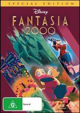 Fantasia 2000 2011 AUS DVD