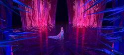 Frozen - Elsa afraid