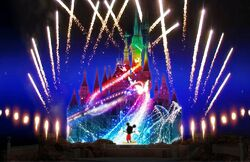 Ignite the Dream A Nighttime Spectacular of Magic and Light