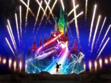 Ignite the Dream: A Nighttime Spectacular of Magic and Light