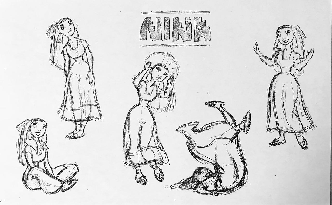 Kuzco, l'Empereur Mégalo [Walt Disney -2001] - Page 6 Latest?cb=20200531235116