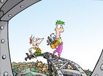 Phineas and Ferb Concept Art 1