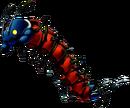 Pot Centipede (Art)
