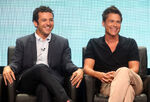 Rob Lowe Fred Savage Summer TCA