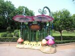 Second Pixie Hollow at Hong Kong Disneyland