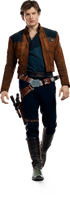 Solo Character Render 01