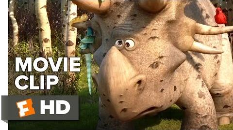 The Good Dinosaur Movie CLIP - Pet Collector (2015) - Steve Zahn, Raymond Ochoa Animation HD