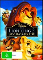 The Lion King II 2012 AUS D