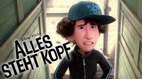 ALLES STEHT KOPF - Rileys erstes Date - Auf DVD, Blu-ray™ und 3D Blu-ray™ Disney HD