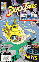 DuckTales DisneyComics issue 3