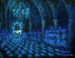 Elsa Throne Room
