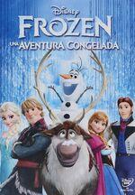 Frozen México DVD