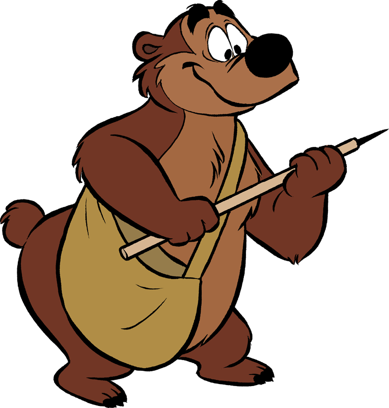 Humphrey The Bear