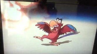 Il ritorno di Jafar trailer vhs 1995