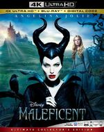 Maleficent 4KUHD Blu-ray