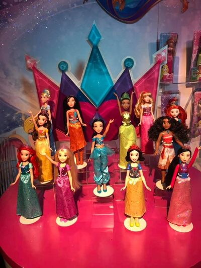 Princess Dolls Toy Fair
