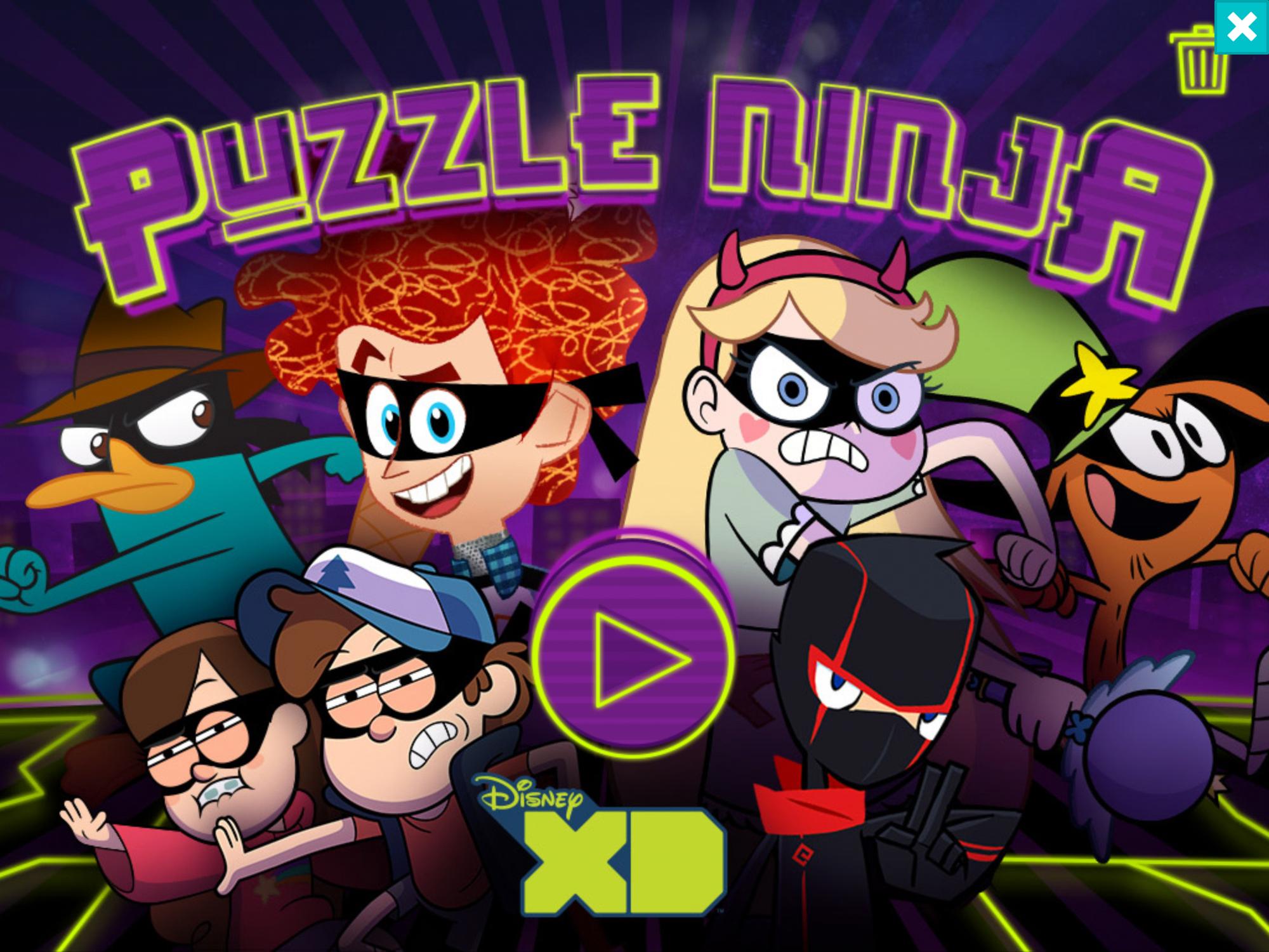Puzzle Ninja   Disney Wiki   FANDOM powered by Wikia