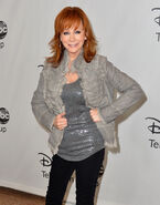 Reba McEntire Disney ABC TV Summer TCA12