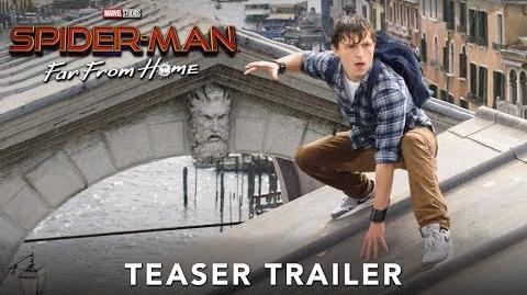 SPIDER-MAN FAR FROM HOME - Official Teaser Trailer