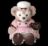 ShellieMay Sweet Duffy 2013 plush