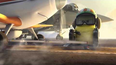 Teaser Trailer zu Planes