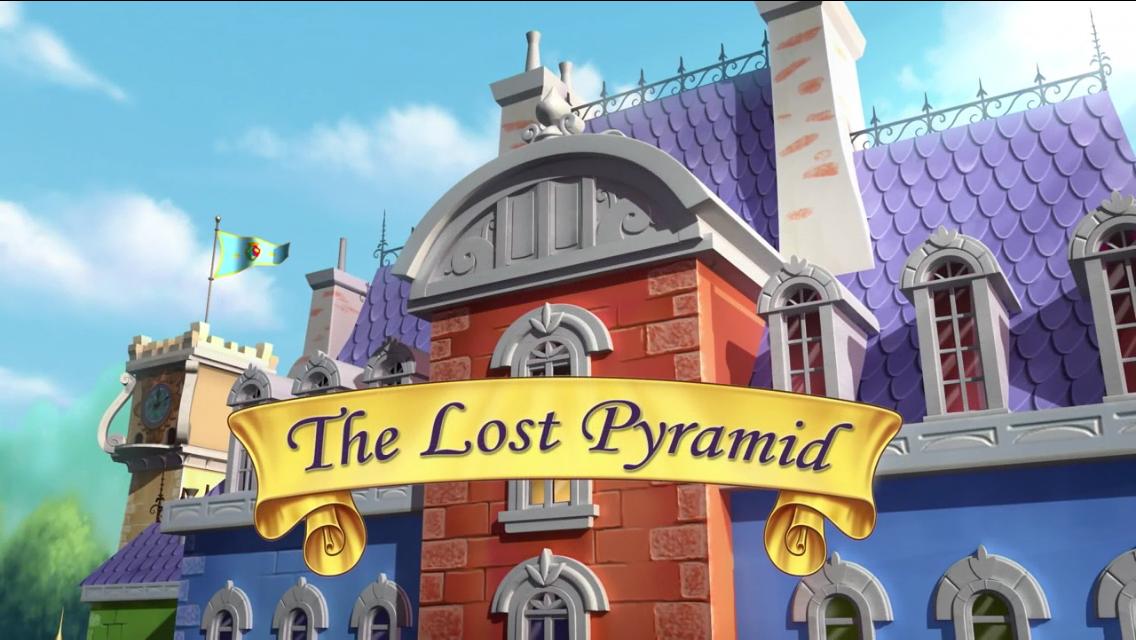 The Lost Pyramid | Disney Wiki | FANDOM powered by Wikia