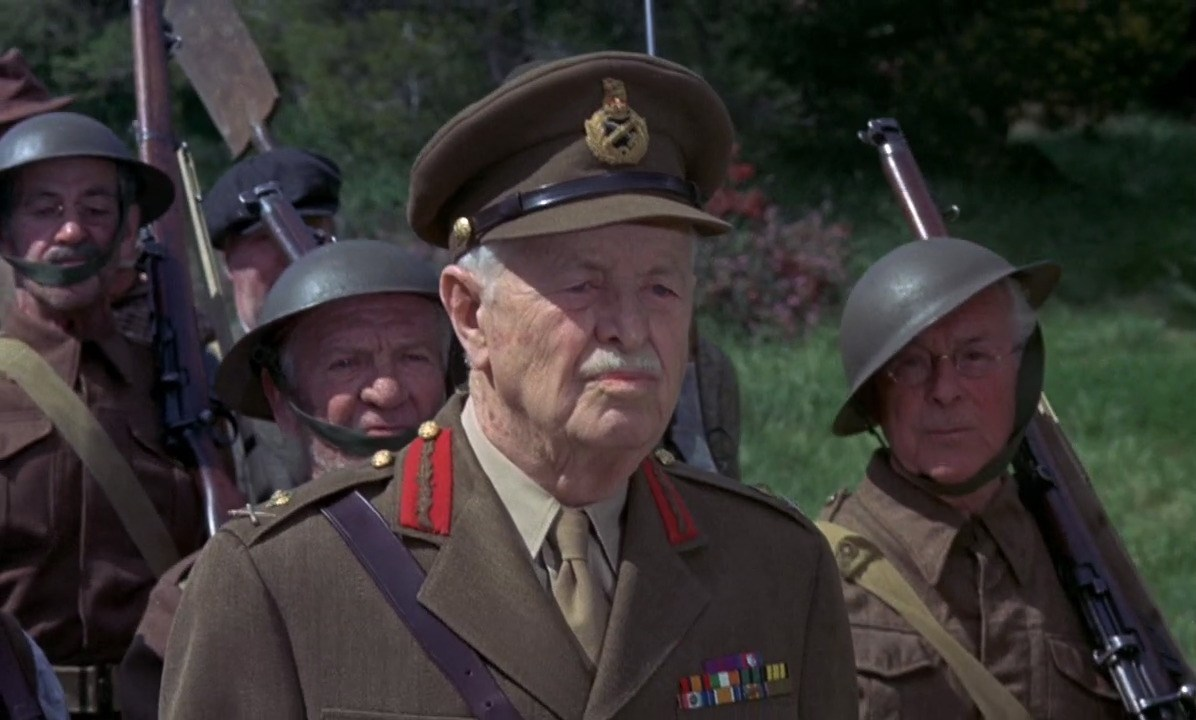 Image result for bedknobs and broomsticks old home guard