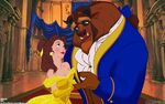 Beauty and the beast disney 1280x800