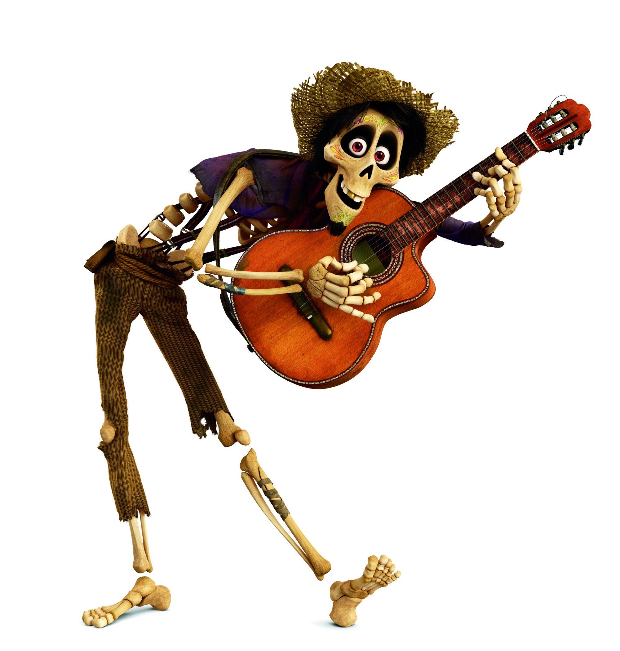 Image - Coco Hector and Guitar.jpg   Disney Wiki   FANDOM ...