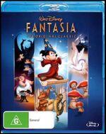 Fantasia 2012 AUS Blu Ray