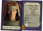 Grand Moff Tarkin Card