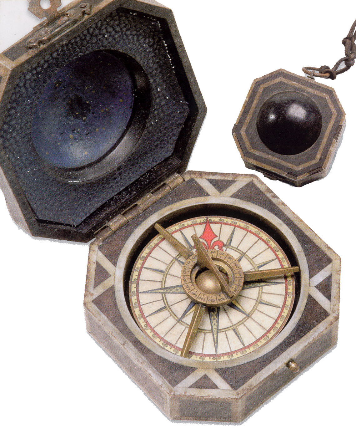 JACK SPARROW PIRATES OF THE CARIBBEAN SPINNING COMPASS REPLICA
