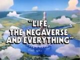 Life, the Negaverse, and Everything