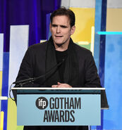 Matt Dillon speaks at Gotham Awards
