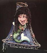 Original Cher Fish Figure
