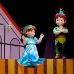 Peter Pan Small World TDL