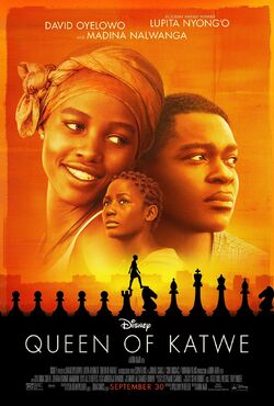 Queen of Katwe Theatrical Poster