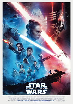 Star Wars The Rise of Skywalker final poster